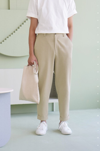 Bayuu Pants In Khaki