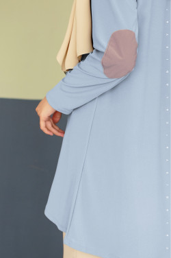 IRONLESS: Bisyarah In Skyway Blue