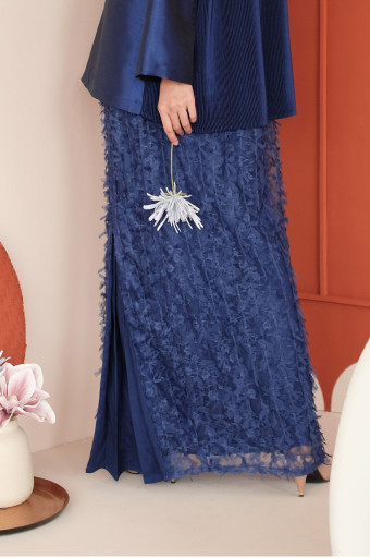 Haara Skirt in Royal Blue