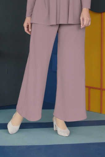 IRONLESS Nazneen Pants 3.0 In  Adobe Rose