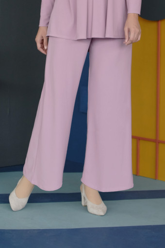 IRONLESS Nazneen Pants 3.0 In Mauve Shadows