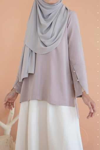 Sada Blouse In Moonlight