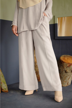 Damai Pants In Feather Gray