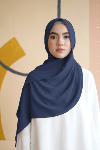 Daniah 2.0 In Navy Blue
