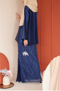 Haara Kurong In  Royal Blue