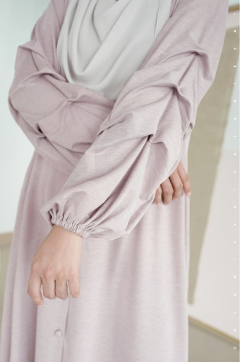 KiiRA Dress in Shadow Grey