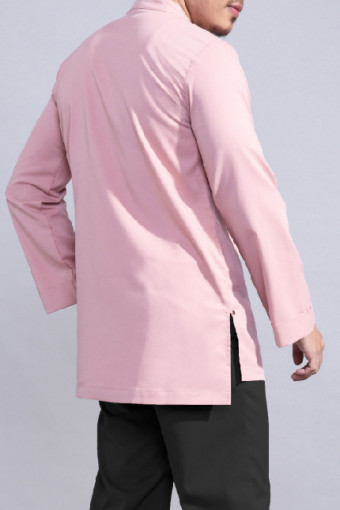 Kurta Bend In Dusty Pink