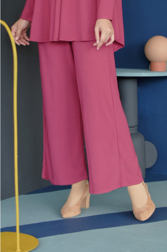 IRONLESS Nazneen Pants 3.0 In Cerise