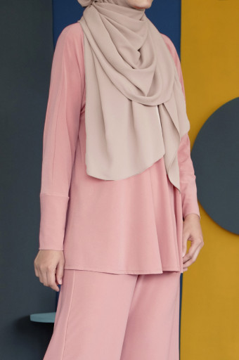 IRONLESS Nazneen Top 3.0 In Dusty Coral