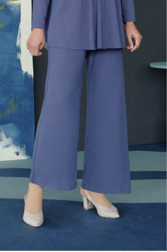 IRONLESS Nazneen Pants 3.0 In Ensign Blue