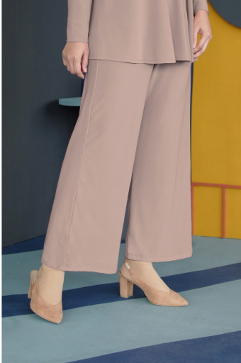 IRONLESS Nazneen Pants 3.0 In Light Taupe