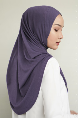 IRONLESS: Safa Instant In Purple Sage